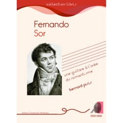 Fernando Sor Bernard PIRIS Livre Les Instruments - laflutedepan