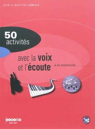 50 activités avec la voix et l'écoute laflutedepan