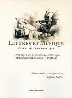 Lettres et Musique: l'Alchimie fantastique laflutedepan