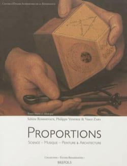 Proportions : Science, Musique, Peinture & Architecture laflutedepan