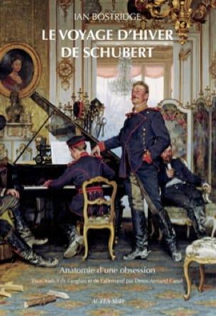 Le voyage d'hiver de Schubert - Ian BOSTRIDGE - laflutedepan.com
