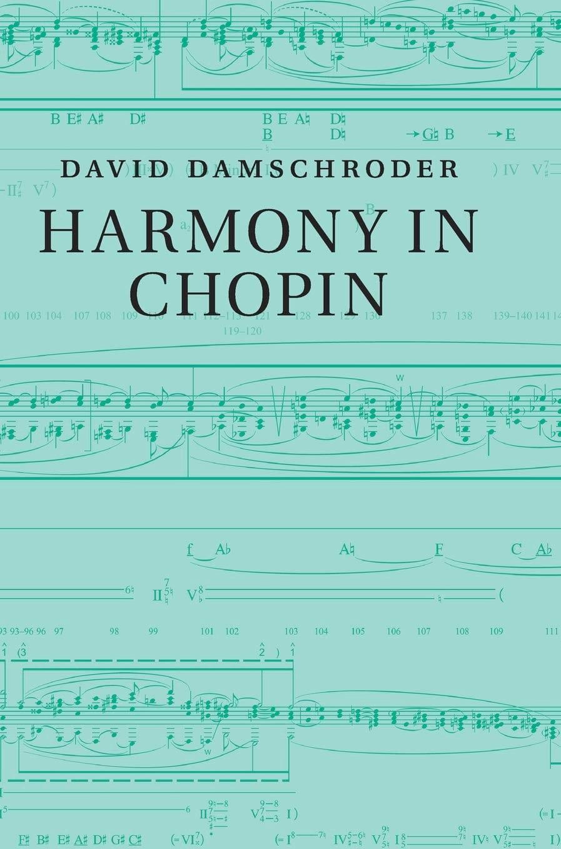 Harmony in Chopin - David DAMSCHRODER - Livre - laflutedepan.com