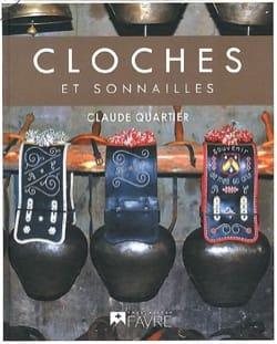 Cloches et sonnailles Claude QUARTIER Livre laflutedepan