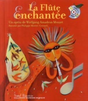 La flûte enchantée : Un opéra de Wolfgang Amadeus Mozart - laflutedepan.com