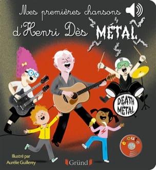 Mes premières chansons d'Henri Dès métal - laflutedepan.com