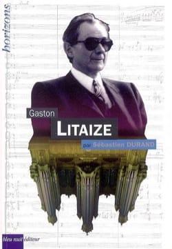 Gaston Litaize Sébastien DURAND Livre Les Instruments - laflutedepan