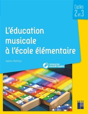 L'éducation musicale à l'école élémentaire : du CP au CM2 laflutedepan
