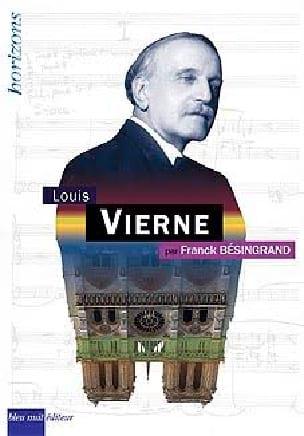 Louis Vierne Franck BESINGRAND Livre Les Instruments - laflutedepan