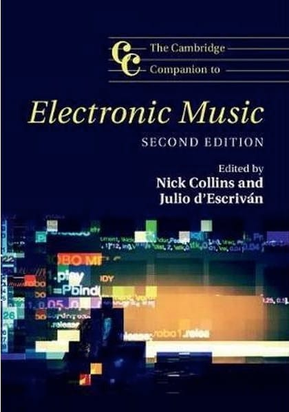 The Cambridge Companion to Electronic Music - laflutedepan.com