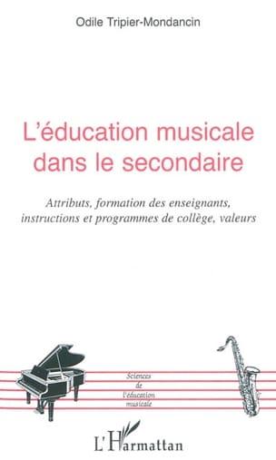 L'éducation musicale dans le secondaire laflutedepan