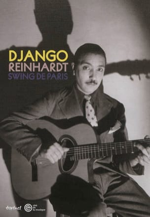 Django Reinhardt : swing de Paris Michael DREGNI Livre laflutedepan
