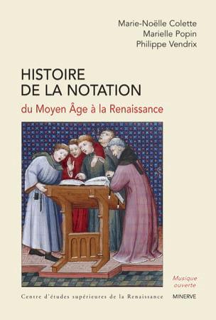 Histoire de la notation du Moyen-Age à la Renaissance laflutedepan
