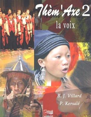 Thèm'Axe n° 2: La voix Philippe GONIN Livre laflutedepan