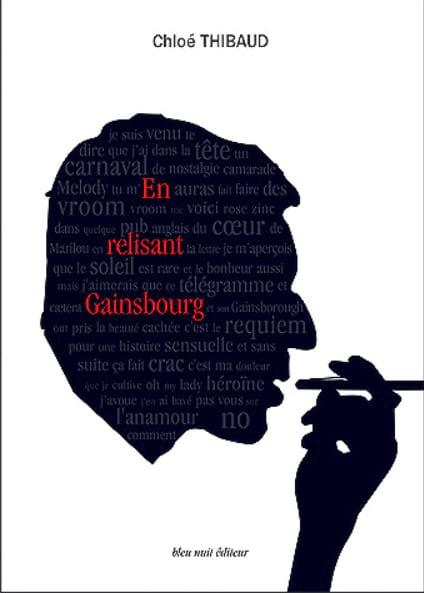 En relisant Gainsbourg - Chloé THIBAUD - Livre - laflutedepan.com