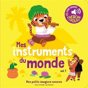 Les instruments du monde, vol. 1 Marion BILLET Livre laflutedepan