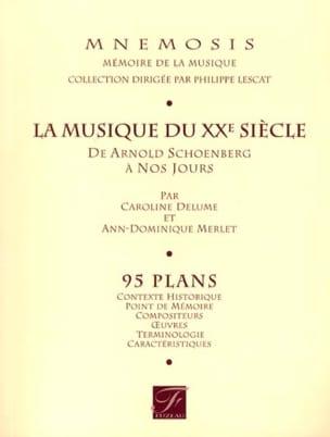 La musique du XXe siècle : de Arnold Schoenberg à nos jours laflutedepan