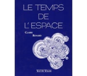 Le Temps de l'espace - Claire RENARD - Livre - laflutedepan.com