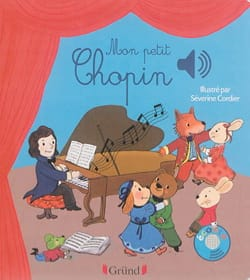 Mon petit Chopin COLLET Emilie / CORDIER Séverine Livre laflutedepan