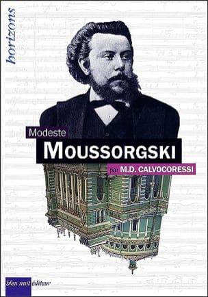 Modeste Moussorgski - CALVOCORESSI Michel D. - laflutedepan.com