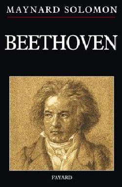 Beethoven Maynard SOLOMON Livre Les Hommes - laflutedepan