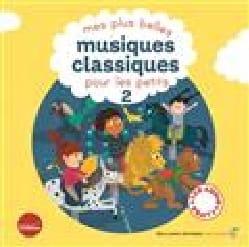 Mes plus belles musiques classiques pour les petits, vol 2 laflutedepan