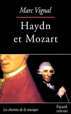 Haydn et Mozart Marc VIGNAL Livre laflutedepan
