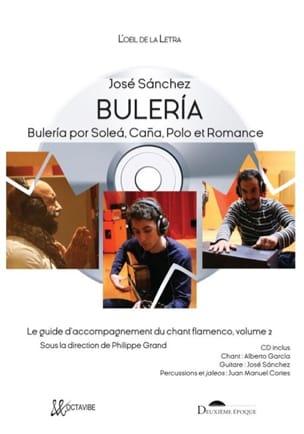 Le guide d'accompagnement du chant flamenco, volume 2 laflutedepan