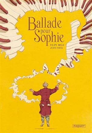 Ballade pour Sophie Filipe MELO Livre Les Instruments - laflutedepan