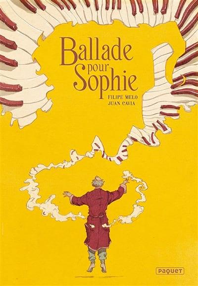 Ballade pour Sophie - Filipe MELO - Livre - laflutedepan.com