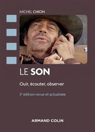 Le son : ouïr, écouter, observer Michel CHION Livre laflutedepan