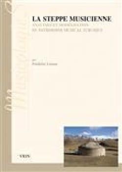La steppe musicienne : analyses et modélisation du patrimoine musical turcique laflutedepan