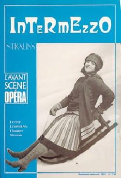 Avant-scène opéra (L'), n° 138 : Intermezzo laflutedepan