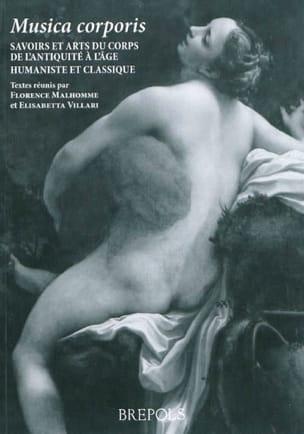 Musica corporis MALHOMME Florence dir. Livre laflutedepan