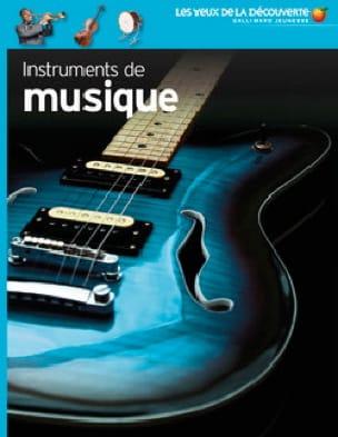 Les instruments de musique - Neil ARDLEY - Livre - laflutedepan.com