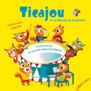 Ticajou et sa famille de musiciens - laflutedepan.com