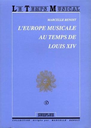 L'Europe musicale au temps de Louis XIV laflutedepan