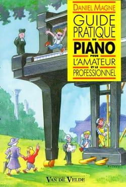 Guide pratique du piano Daniel MAGNE Livre laflutedepan