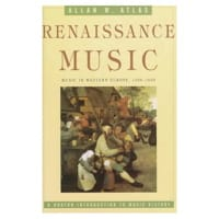 Renaissance music : music in Western Europe, 1400-1600 laflutedepan