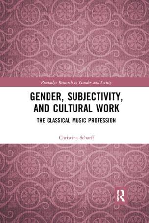 Gender, subjectivity and cultural work Christina SCHARFF laflutedepan