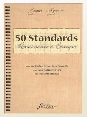 50 Standards Renaissance et Baroque - laflutedepan.com