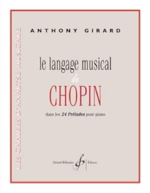 Le langage musical de Chopin dans les 24 préludes pour piano - laflutedepan.com