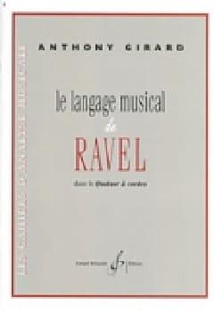 Le langage musical de Ravel dans le quatuor à cordes laflutedepan