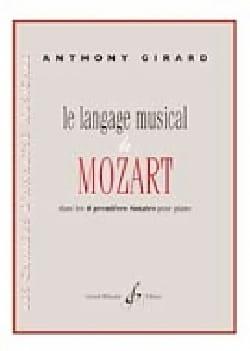 Le langage musical de Mozart dans les 6 premières sonates pour piano laflutedepan