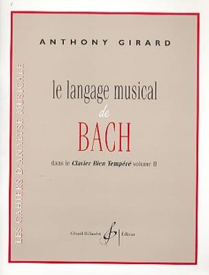 Le langage musical de Bach dans le Clavier bien tempéré volume 2 laflutedepan