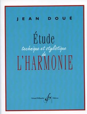 Étude technique et stylistique de l'harmonie Jean DOUÉ laflutedepan