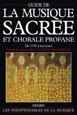 Guide de la musique sacrée et chorale profane vol 2 laflutedepan