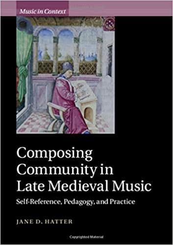 Composing community in late medieval music - laflutedepan.com