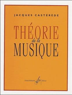 Théorie de la musique Jacques CASTÉRÈDE Livre laflutedepan