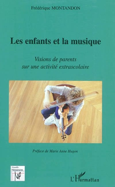 Les enfants et la musique - Frédérique MONTANDON - laflutedepan.com