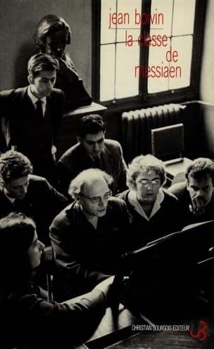 La classe de Messiaen Jean BOIVIN Livre Les Hommes - laflutedepan